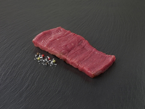 "Steak de bœuf ""Merlan"""